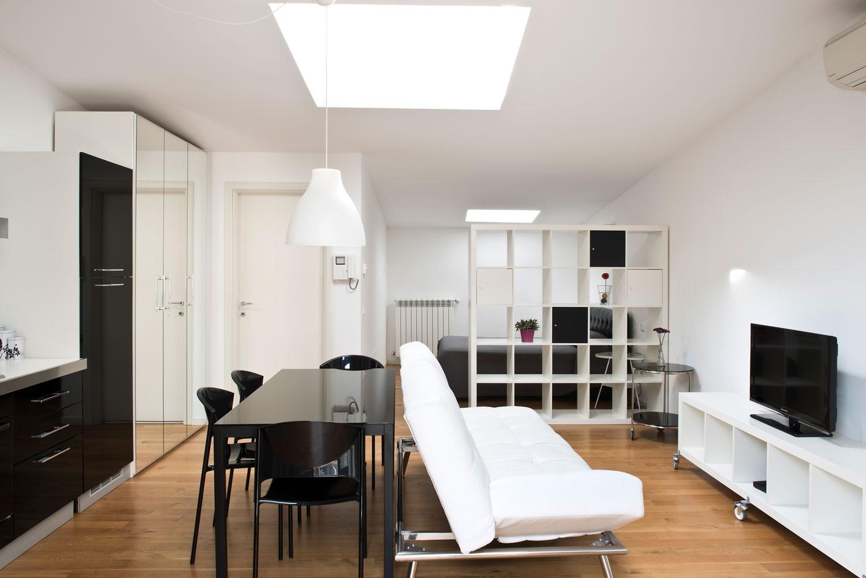 Monolocale 4 posti - ground floor